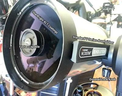 Evolution 8 Optical Tube