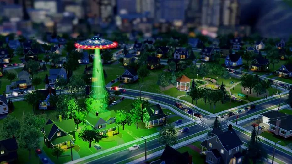 SimCity_UFO_Origin