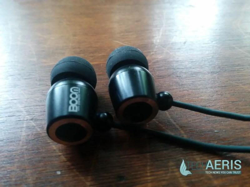 Boom Earwear BEOne magnets