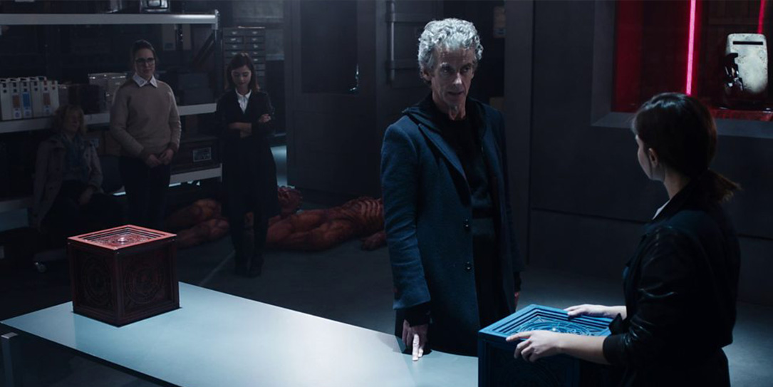 Doctor Who Review The Zygon Inversion