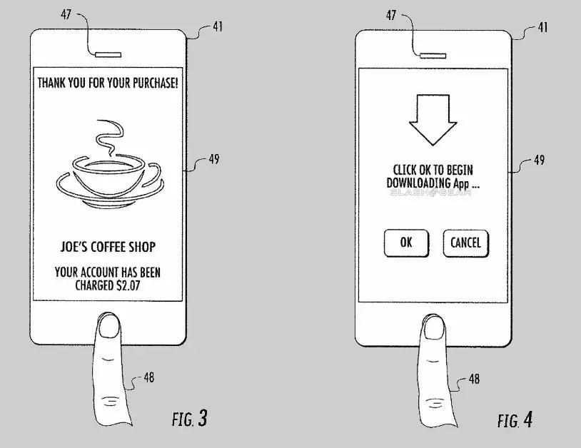 Apple Fingerprint sharing