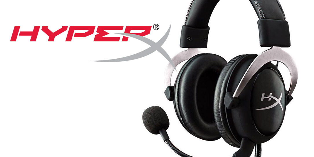 Xbox One HyperX CloudX Pro Gaming Headset Now Shipping