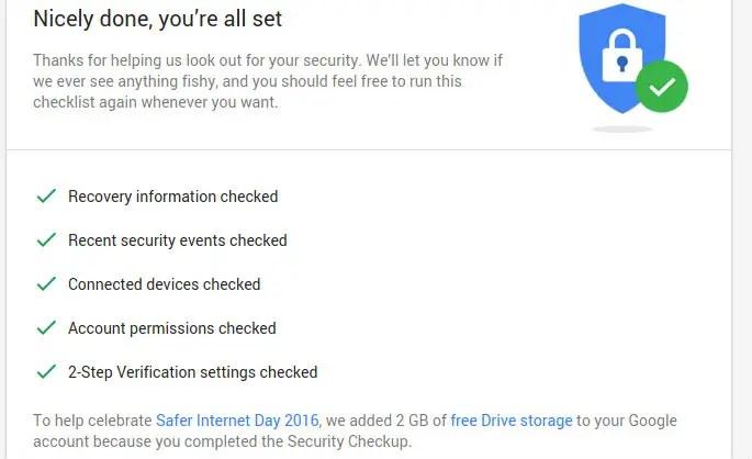 Goog;e-Account-Checkup