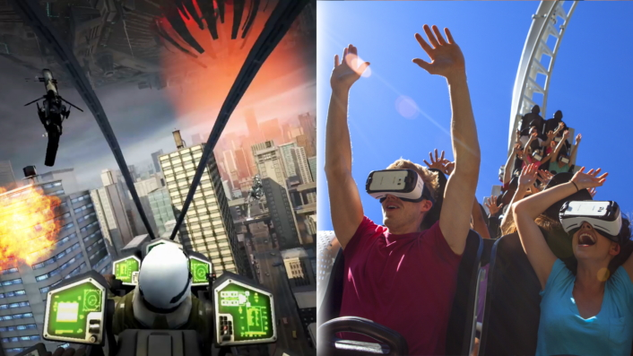 Virtual Reality Roller Coasters