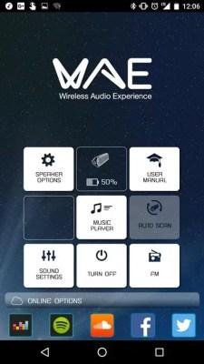 WAE-Music-App-Screenshot