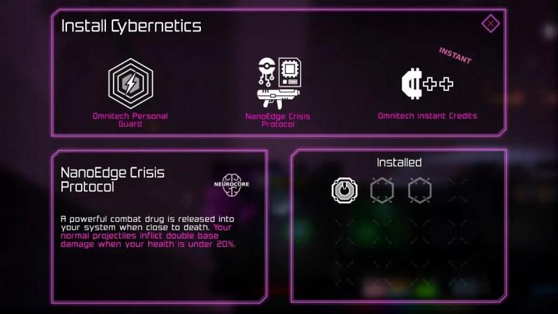 Neon-Chrome-Cybernetic-Upgrade