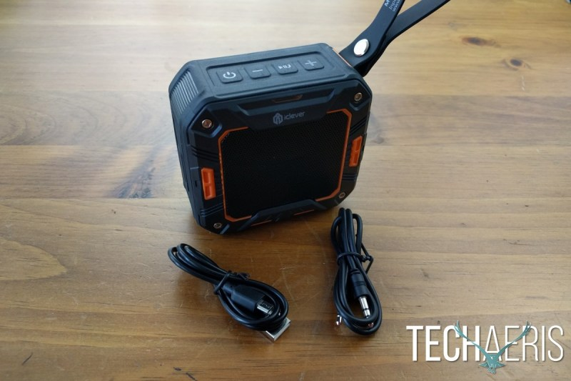 iClever Waterproof Speaker WITB