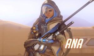 Ana amari overwatch