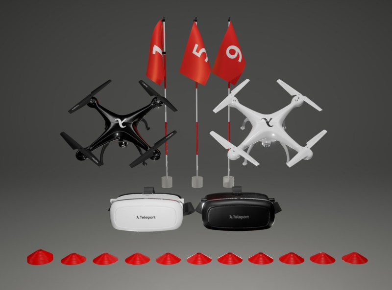 Drone-Racing-Game-package