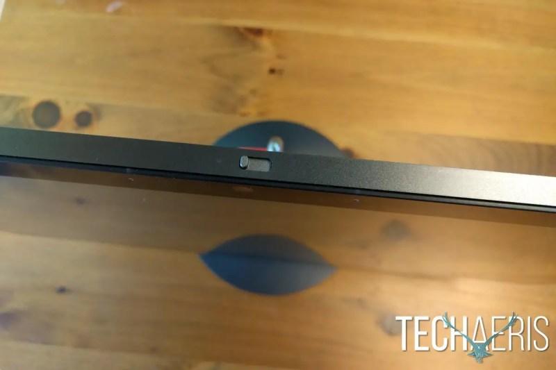 Lenovo ThinkCentre X1 Camera Privacy Switch