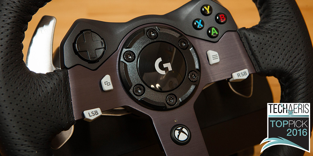 Logitech G920 Review An Xbox OnePC Racing Wheel Thats