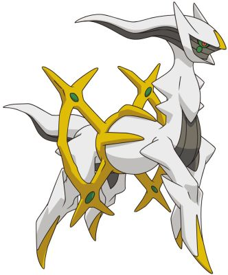 Pokemon-Arceus