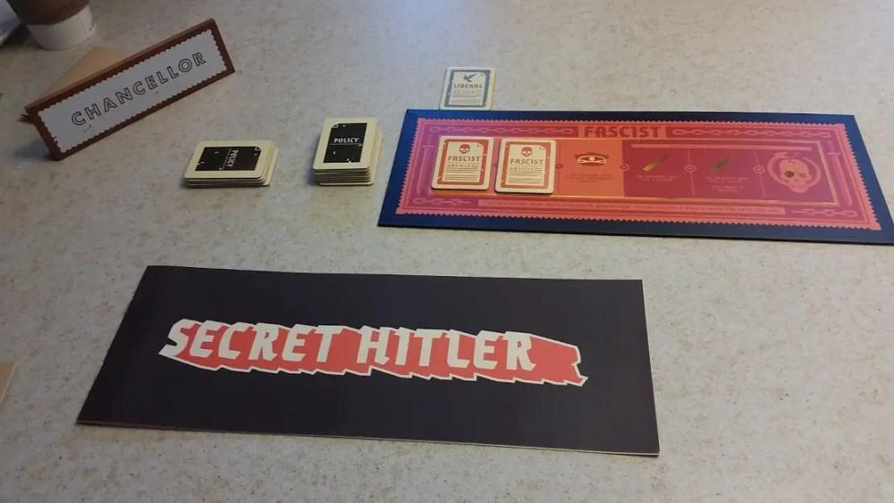 Secret Hitler Gen Con 2016