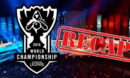 League of Legends Worlds Recap - Week 1
