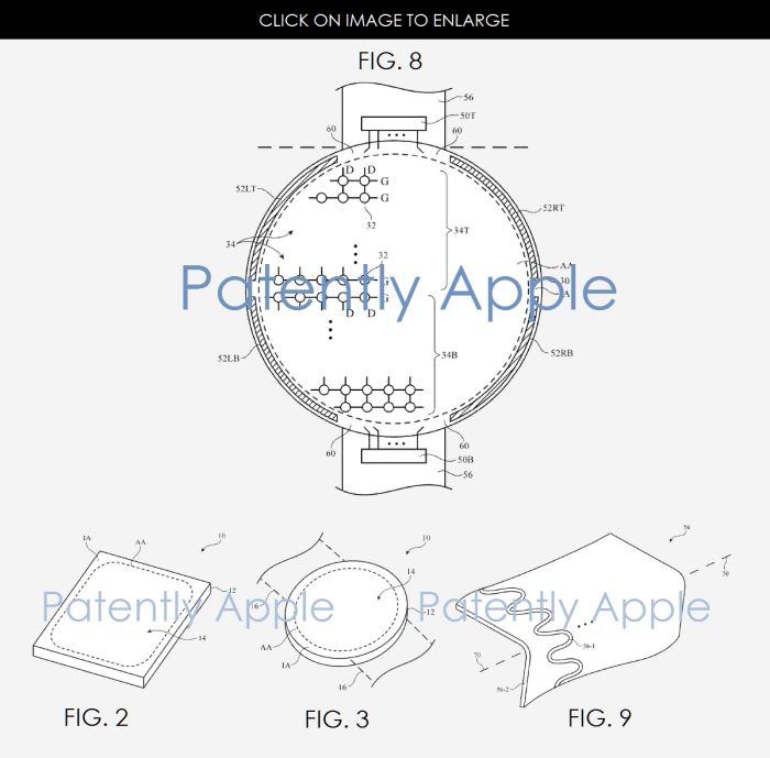 round Apple Watch