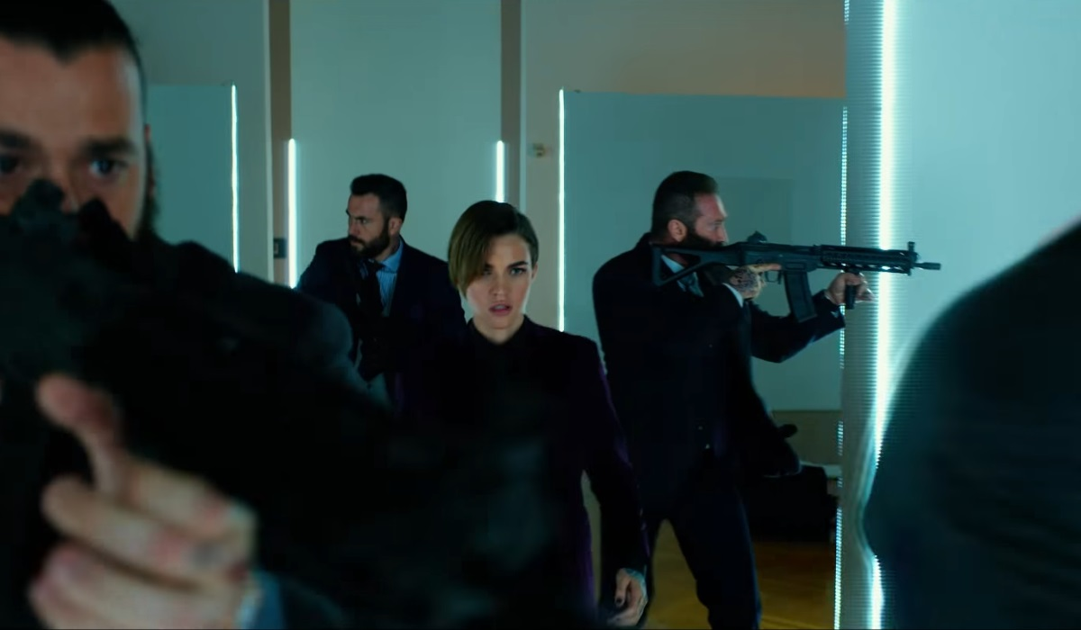 Image result for Ruby Rose John Wick Chapter 2