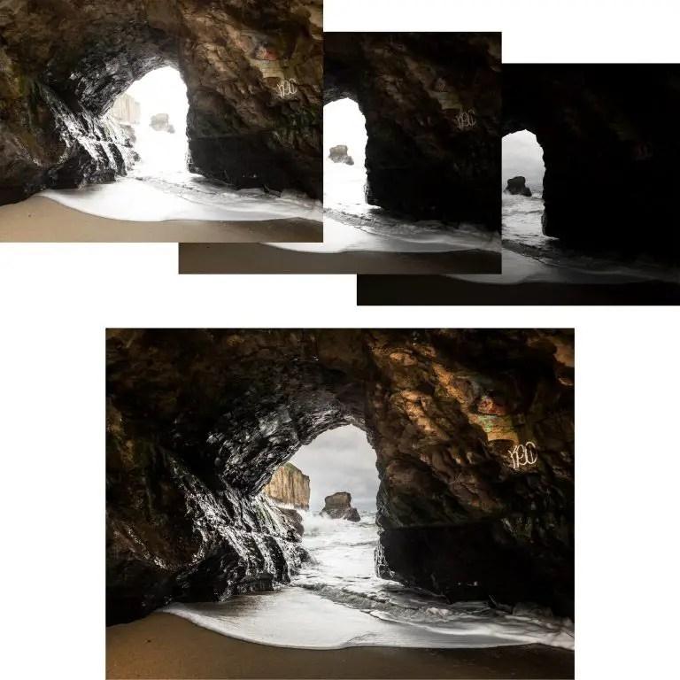 Lightroom-Mobile-Three-Image-HDR-Merge