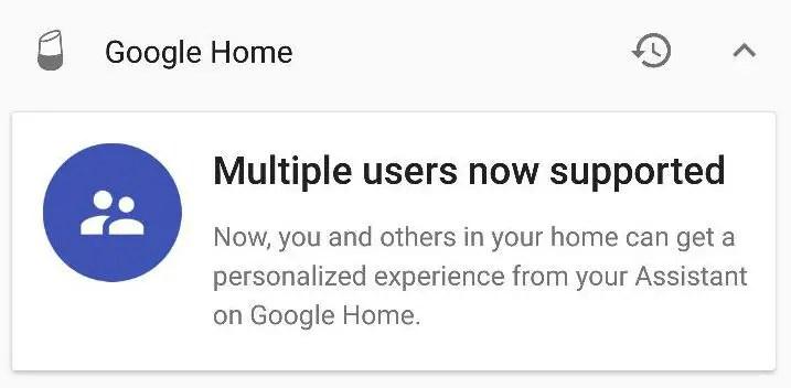 multiple user