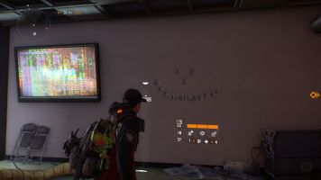 Tom Clancy's The Division smile
