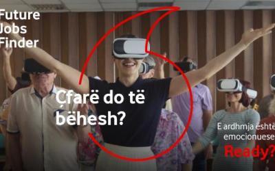 Vodafonë! Ja cila është platforma ndërkombëtare që do të ndihmojë për t'u punësuar mbi 10 milionë të rinj