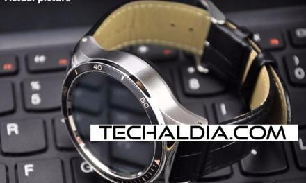 Y3 Smartwatch – Otro reloj con android 5.1