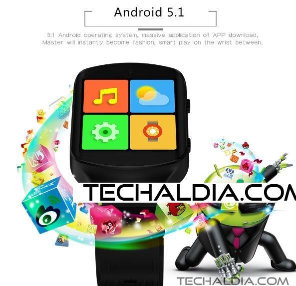 z80s smartwatch android techaldia.com