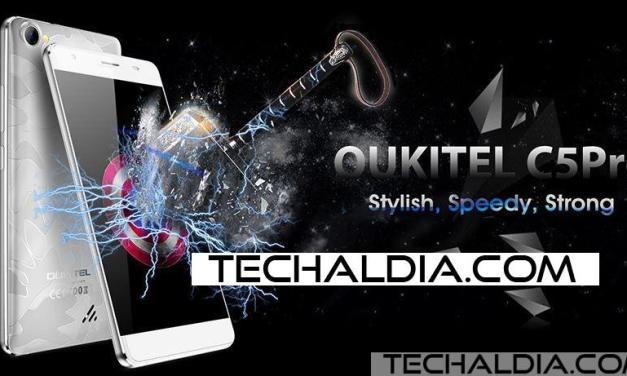 Oukitel C5 Pro – Barato y con pantalla ultra resistente