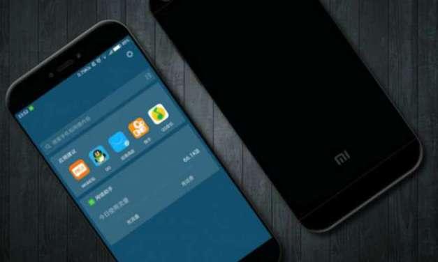El Xiaomi Mi 6 podría salir a la venta en Mayo