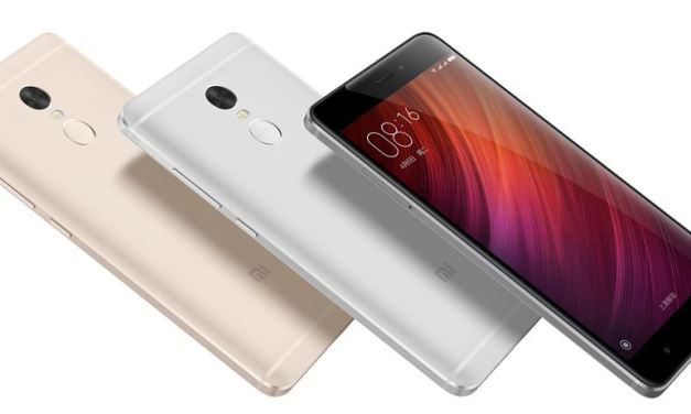 Xiaomi Redmi Note 4 renovado con Snapdragon 625