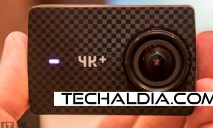 Xiaomi Yi 4K+ – Grabaciones 4K a 60 fps