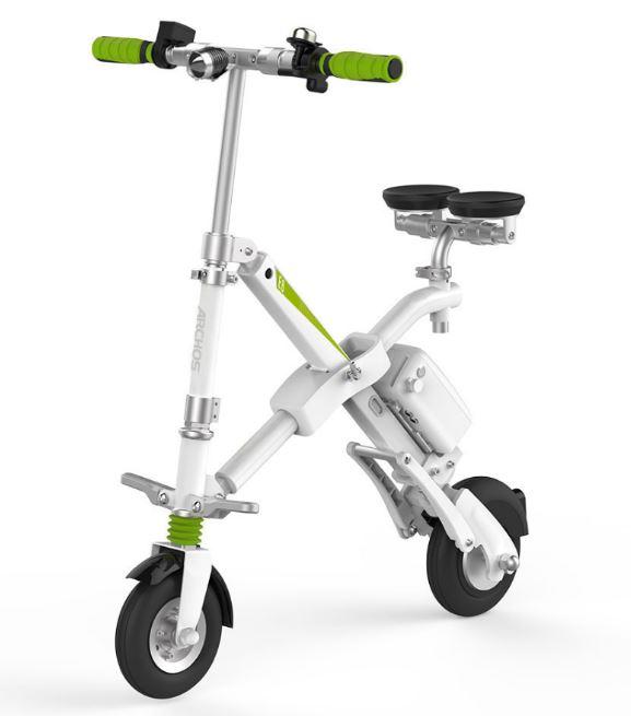 Archos Urban eScooter – Mini Scooter ligero y portable