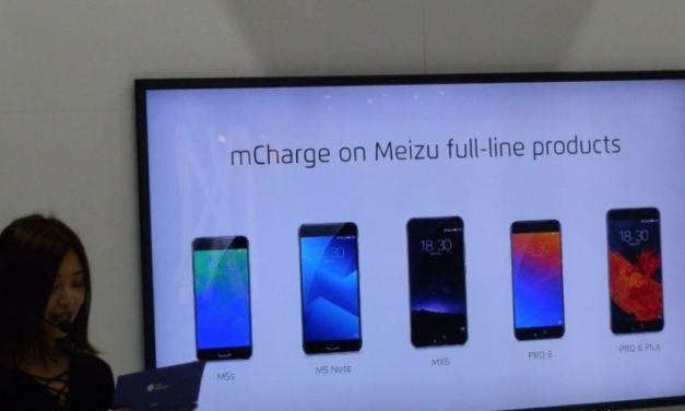 Meizu y su Super mCharge – Cargar en 20 minutos