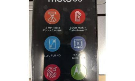 Motorola Moto G5 Plus – Primeras imágenes y características