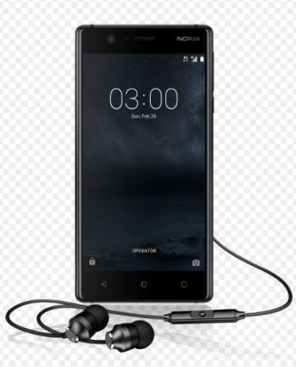nokia 3 frontal techaldia.com