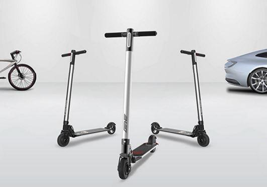 LeTV Viper – Scooter / Patinete eléctrico de bajo coste