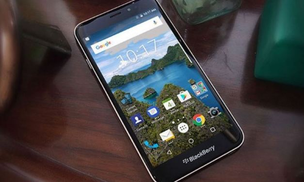 Blackberry Aurora ha sido anunciado oficalmente