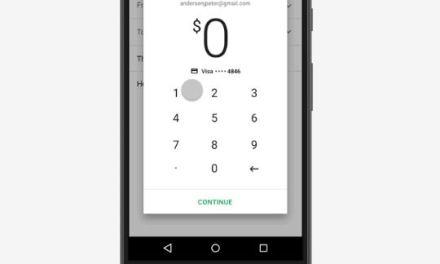 Enviar dinero a través de Gmail y Android
