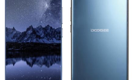 DOOGEE Mix – Teléfono sin marcos de 5,5 pulgadas