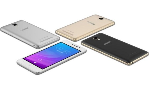 DOOGEE X10 – Un smartphone con un precio muy bajo