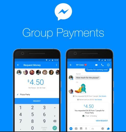 Realizar pagos en grupos de Facebook ya es possible