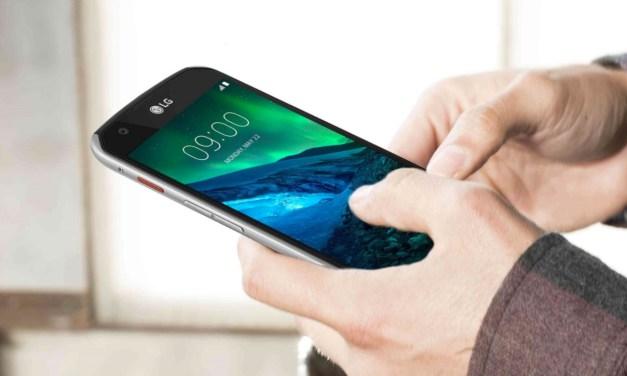 LG X Venture, el teléfono con una innovadora batería