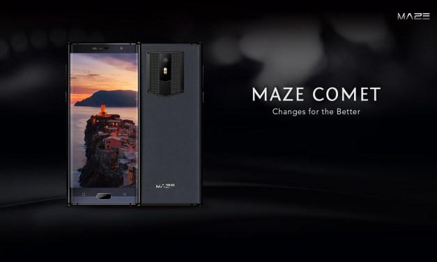 Maze Comet – Otro que se anima a las pantallas 18:9