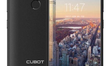 Cubot X18 Plus – Doble cámara frontal y trasera