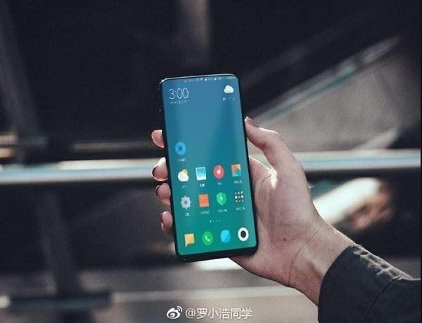 Primeras imágenes del Xiaomi Mi Mix 2