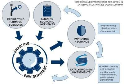 Study identifies major barriers to financing a sustainable ocean economy