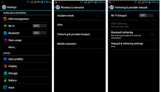 How to use Micromax Mobile as hotspot