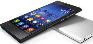 Take screenshot on Xiaomi Mi 3