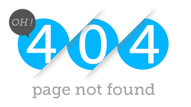 Photo of Page Not Found 404 error