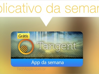 App da semana - Tangent (26/03/2015)