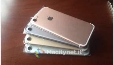 Suposto iPhone 7 aparece sem entrada para fone de ouvido e mesmas cores | TechApple.com.br